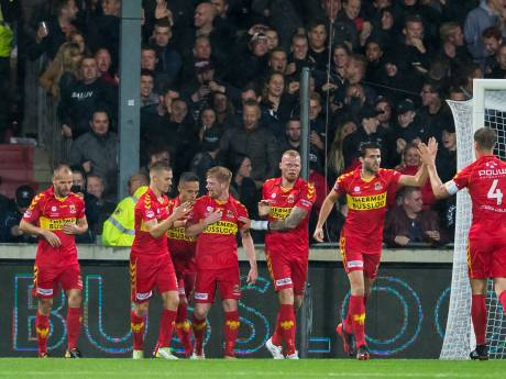 LIVE   GA Eagles zonder Verheydt tegen geplaagd Almere City