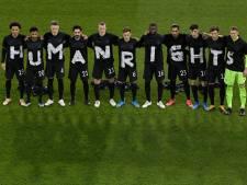 Les joueurs de l'Allemagne lancent un message politique concernant l'organisation du Mondial au Qatar