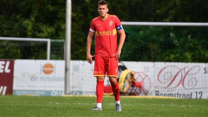 """Gilles De Sager (24) is na een seizoen terug bij KSV Bornem: """"Uit clubliefde en voor sportieve wederopbouw"""""""