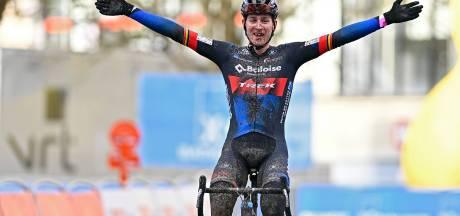 Trophée X2O: Toon Aerts s'impose à Bruxelles, Eli Iserbyt remporte le classement final