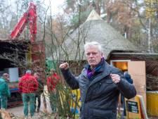 John blijft strijden voor terugkeer kiosk bij hertenkamp Epe, nu met petitie