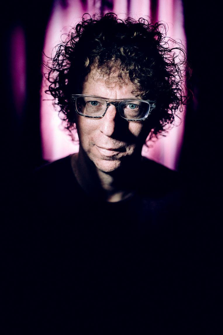 Arnon Grunberg. Beeld © Stefaan Temmerman