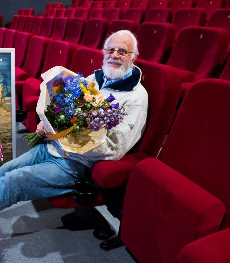 Bram van der Vlugt (86) zoekt na Rundfunk-film pleinen en weilanden om in de zomer te kunnen acteren