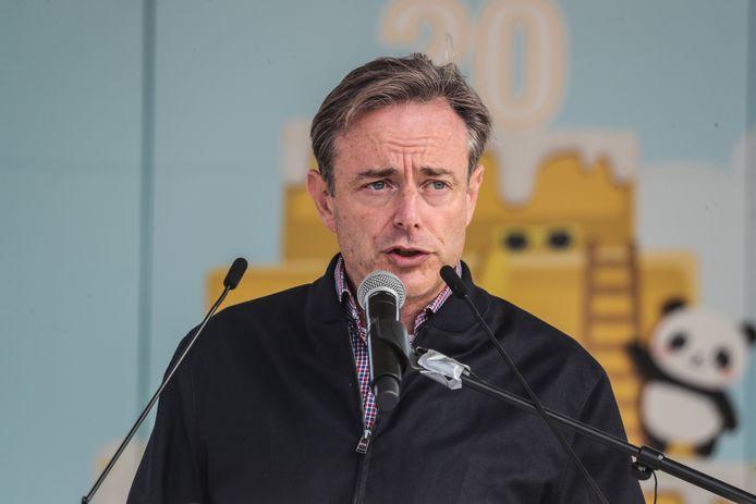 Bart De Wever, N-VA-voorzitter