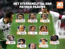 Dit is het sterrenelftal van... Patrick Paauwe