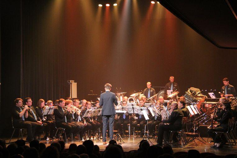 Brassband Hombeek
