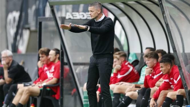 Meijer baalt van gelijkspel NEC: 'Als je zo lang met een man meer speelt, moet je winnen'