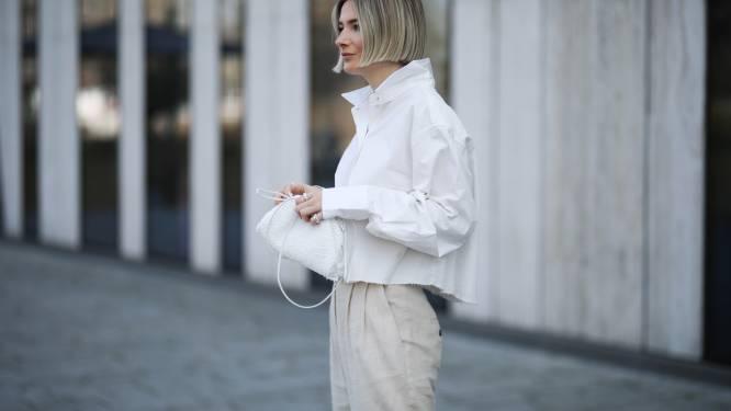 De lentemust-have: een witte handtas, zo combineer én onderhoud je hem
