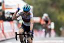 Anna van der Breggen wint haar zesde Waalse Pijl op rij in 2020.