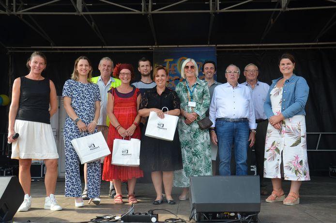 De gemeente Haaltert zet haar duurzame helden in de bloemetjes tijdens de Week van de Duurzame Gemeente.