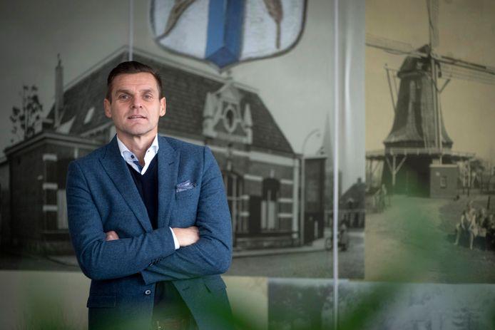 De door een burn-out getroffen Eric Braamhaar keert niet terug als wethouder in het college van Wierden.