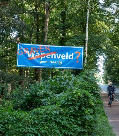 Dorpsraad Wapenveld: als natuurbegraven er komt, dan ook een rotonde en plek voor nieuwe begraafplaats
