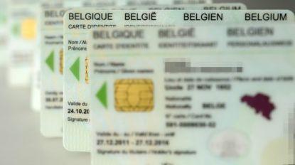 Krijgen we blauwe identiteitskaart met Europese vlag?