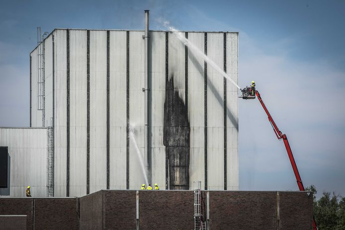 De kerncentrale in Dodewaard is in 1997 gesloten. In mei 2021 brak er brand uit in het gebouw van de kerncentrale. Daarbij kwam geen radioactieve straling vrij. ANP ROLAND HEITINK