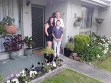 Mijn laatste bezoek aan John, Jayne en Edy