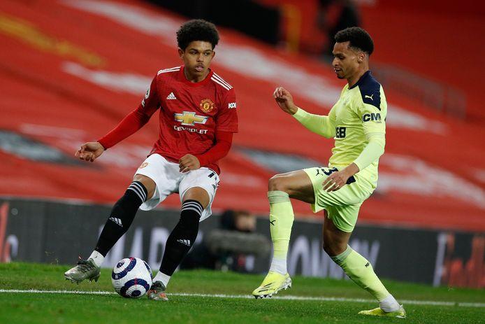 Shola Shoretire is met zijn 17 jaar en 19 dagen de op zes na jongste debutant ooit voor United.