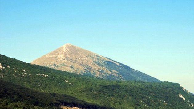 Mount Rtanj.