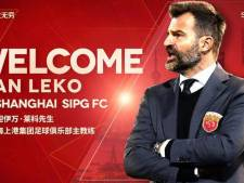 Shanghai SIPG confirme la venue d'Ivan Leko
