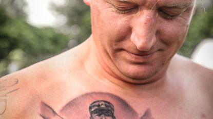 """""""Als Evenepoel wint, laat ik tattoo zetten."""" En zo geschiedde"""