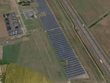Meer zonnepanelen én woningen langs A50 bij Apeldoorn-Noord