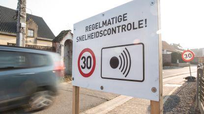 30% rijdt te snel in Molendam- en Beertegemstraat in Ouwegem