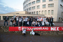 De gemeente Schouwen-Duiveland keurde vorig jaar het plan voor Brouwerseiland goed, ondanks protesten bij het gemeentehuis.