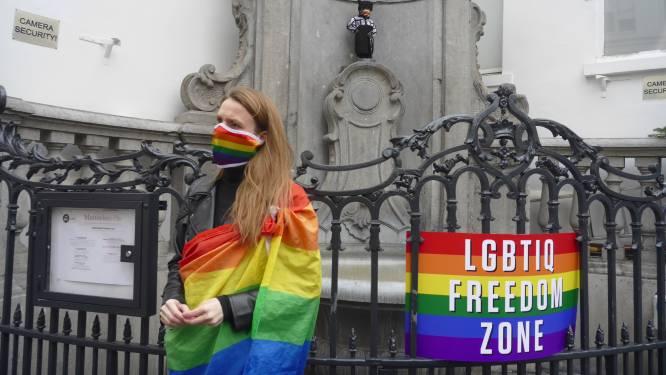 Europa wordt LGBTQ+-vrijheidszone