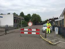 Zwarte hekken rondom Al-Fourqaan moskee in Eindhoven: 'We zijn niet bang, wel zenuwachtig'