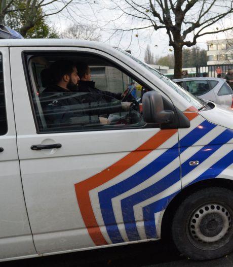La police de Charleroi vous tient à l'œil lors de la rentrée des classes