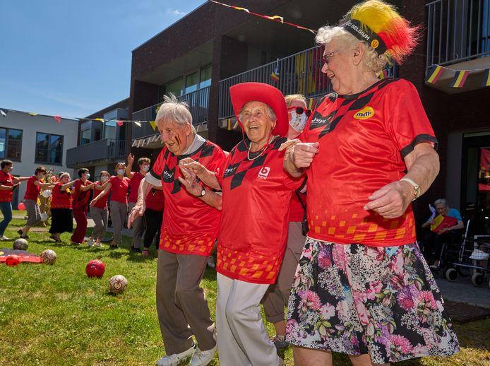Red Challenge Bierbeek WZC D'Eycken Brug