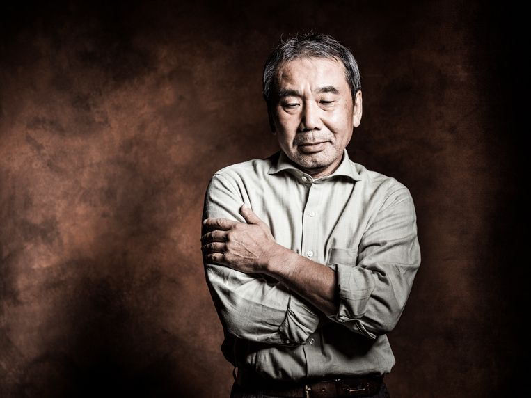 Haruki Murakami. Beeld Dominik Butzmann/laif