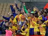 Uitblinkende Frenkie de Jong helpt Barça aan Copa del Rey
