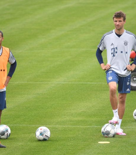 Bayern München mist Thiago tegen Dortmund