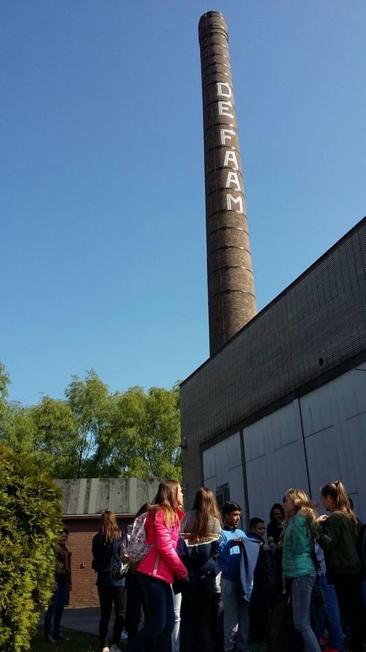 De uitvindfabriek.