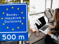 Gemist? Strengere regels in Duits grensgebied & spanning voor Twentse examenleerlingen