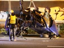 Vier jonge mannen uit zelfde familie verongelukt op A12 bij Den Haag