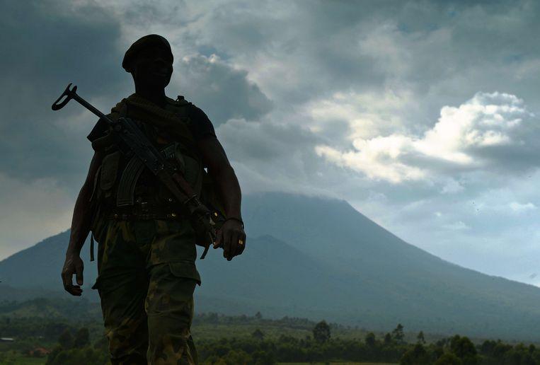 De aanval vond plaats in het vaker door geweld geteisterde Goma (archiefbeeld). Beeld AFP
