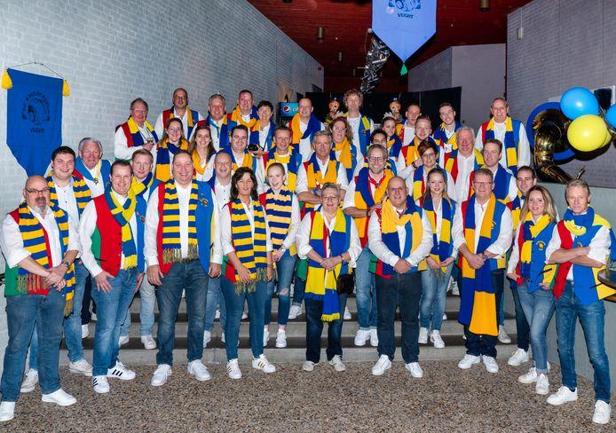 C.V. de Knolderapen uit Vught.