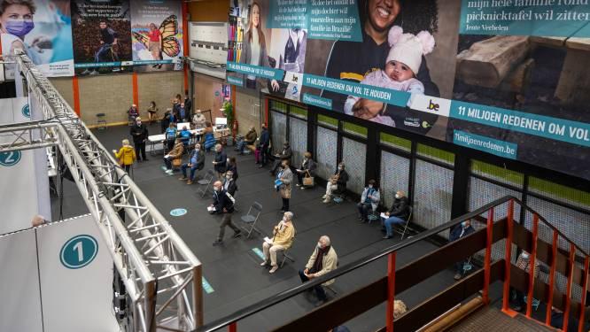 Eerste Vlaamse provincie bereikt vaccinatiegraad van meer dan 70 procent bij 65-plussers
