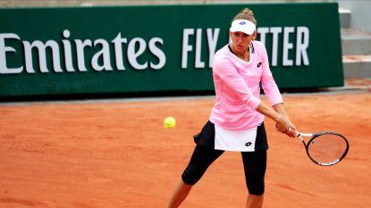 LIVE SET PER SET. Knokt Elise Mertens zich langs ervaren Estse naar derde ronde van Roland Garros?