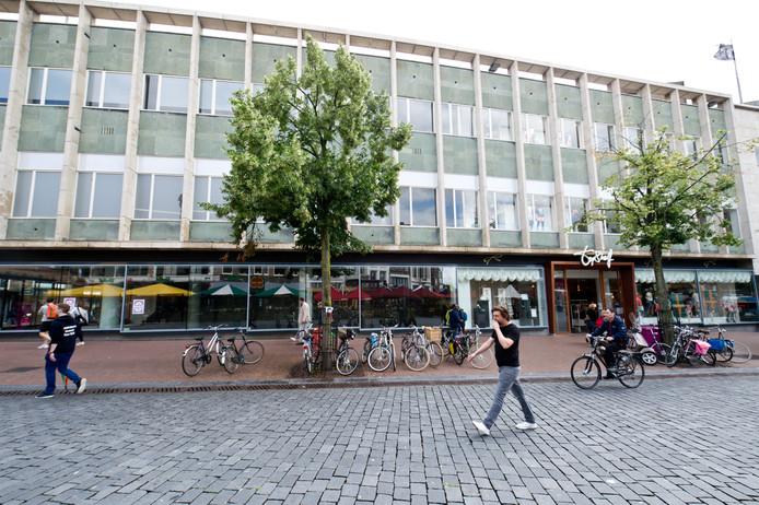 v&d-pand in nijmegen straks weer leeg   nijmegen e.o.   gelderlander.nl