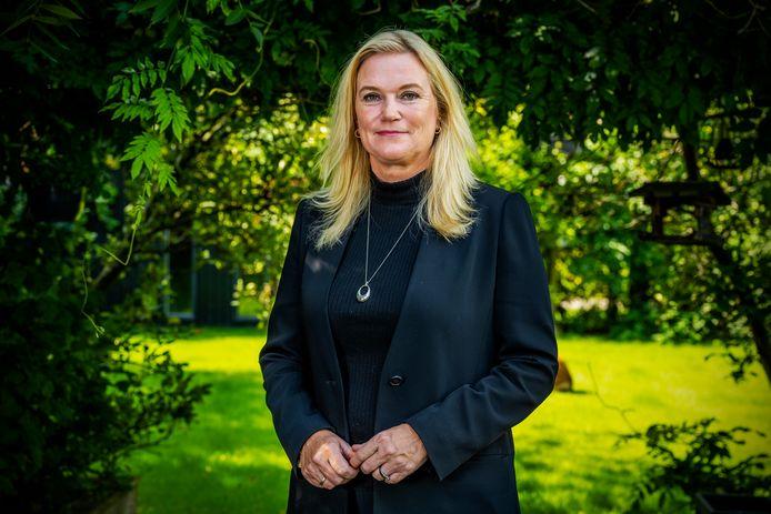 Mijntje Lückerath is samensteller van de jaarlijkse Female Board Index, een overzicht van het aantal vrouwelijke bestuurders.