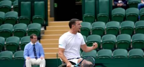 Triomphe de Joachim Gérard à Wimbledon, vainqueur de son 2e Grand Chelem
