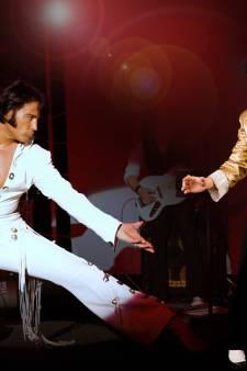 Ik dacht terug aan het moment dat ik hoorde dat Elvis overleden was