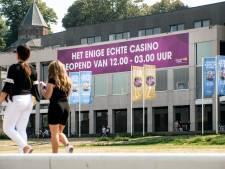 Groot spandoek op gevel van Holland Casino in Nijmegen mag niet