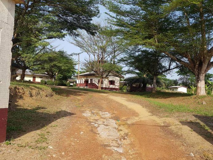 Bomono, Kameroen.