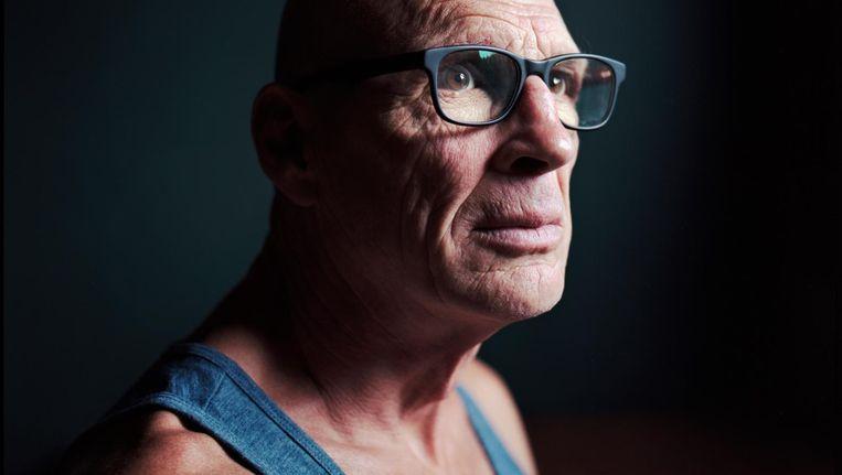 Wiebe Otten: 'De pijn heeft me veranderd' Beeld Marc Driessen