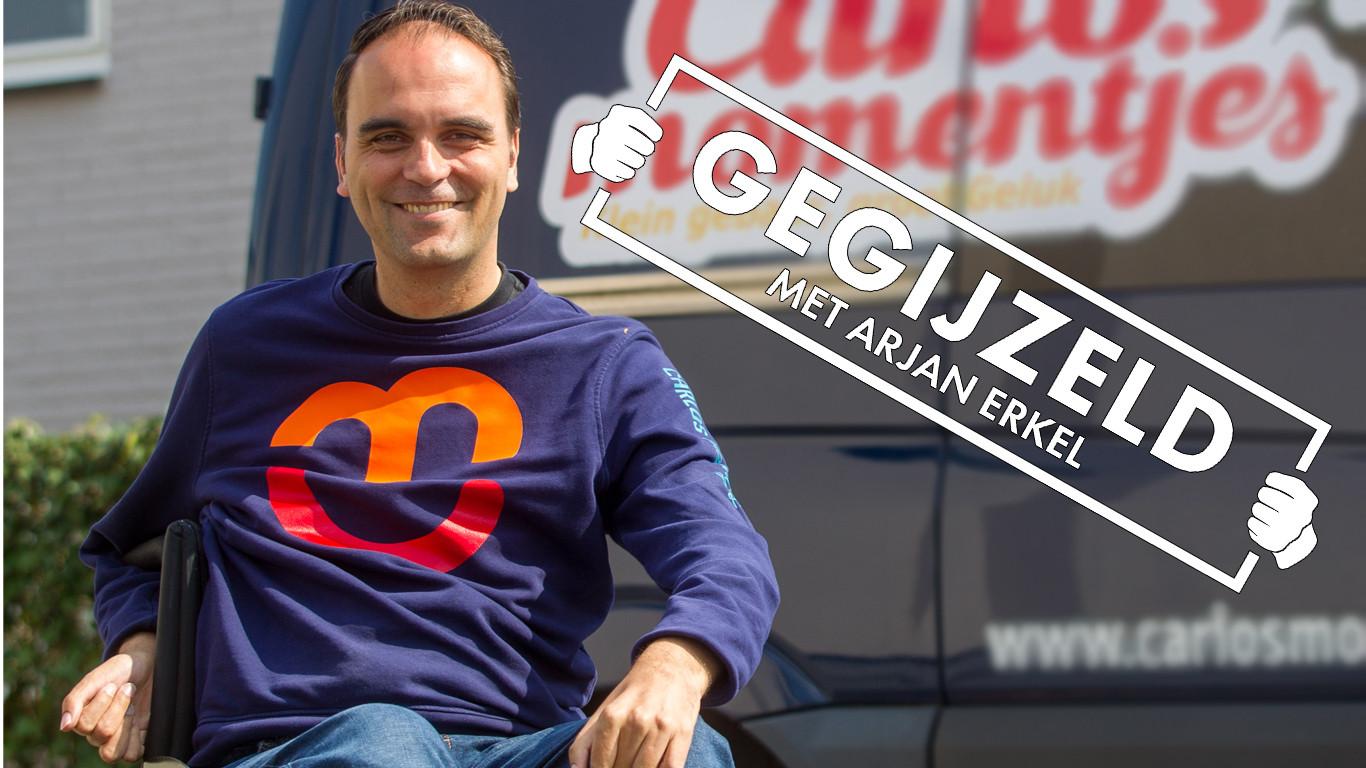 Jaap Bressers is te gast in de podcast Gegijzeld met Arjan Erkel