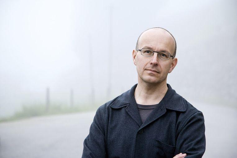 Componist Thomas Larcher Beeld Richard Haughton
