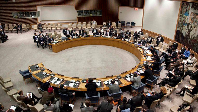 De VN-veiligheidsraad. Beeld REUTERS